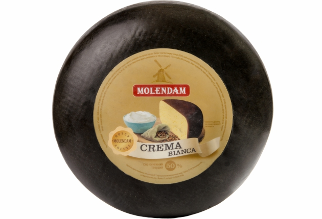Hard Cheese Crema Bianca 50% TM Molendam