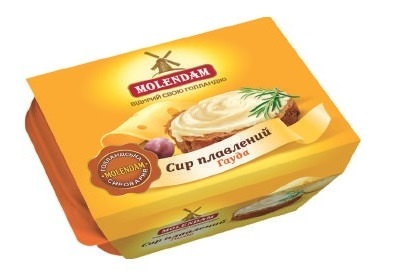 Processed Cheese Gouda TM Molendam tub