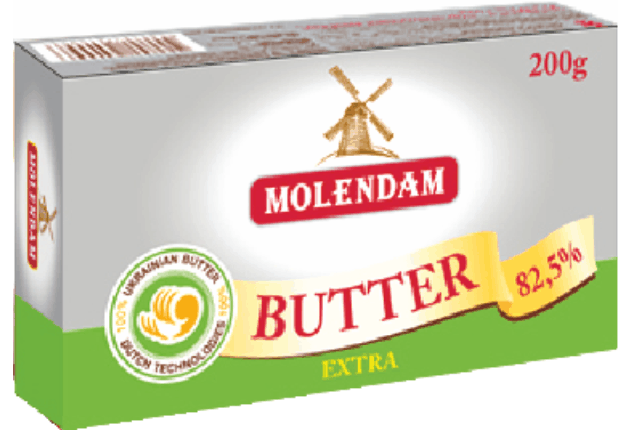 Butter TM Molendam 82,5%