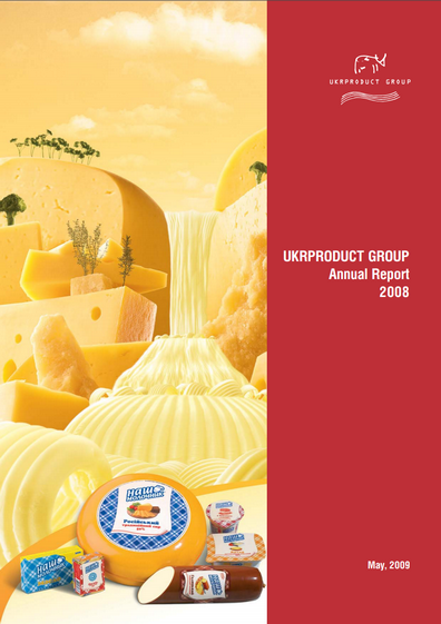 Ukrproduct Group – Annual Report 2008
