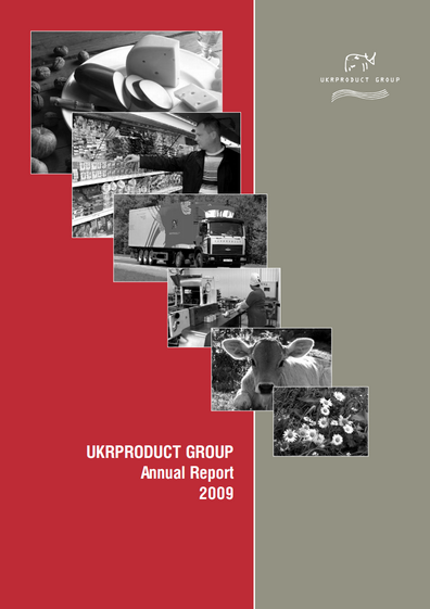 Ukrproduct Group – Annual Report 2009