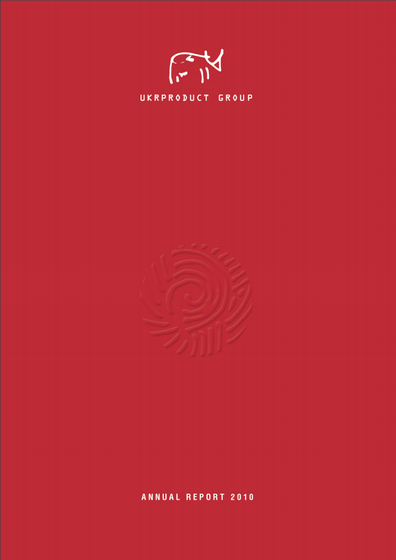 Ukrproduct Group - Annual Report 2010