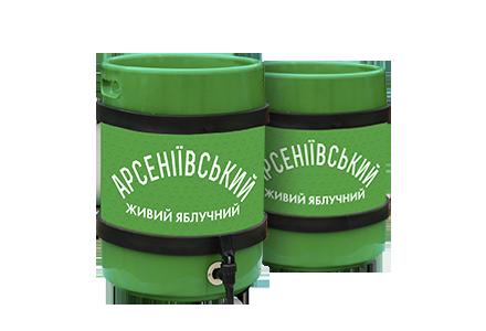 Напій Сидровик Яблучний ТМ