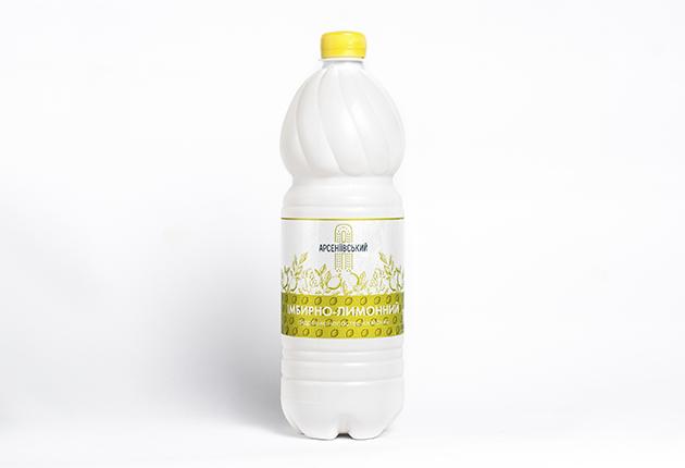 Напій Сидровик Імбирно-лимонний ТМ