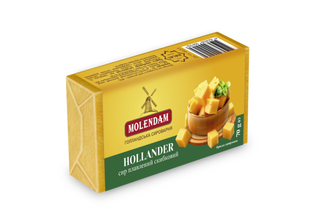 Processed Cheese Hollander TM