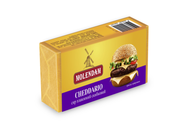 Processed Cheese Cheddario TM