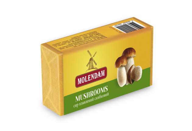Processed Cheese Mushrooms TM