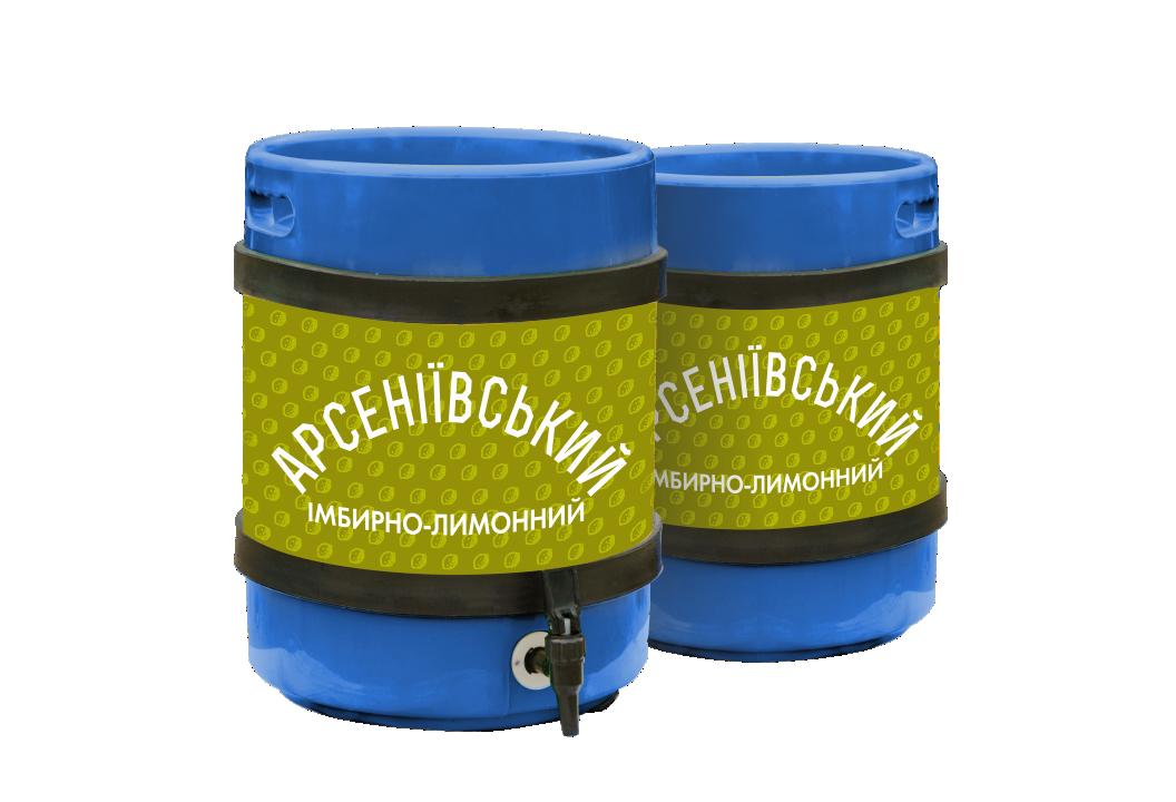 Напій Сидровик Імбирно - Лимонний ТМ