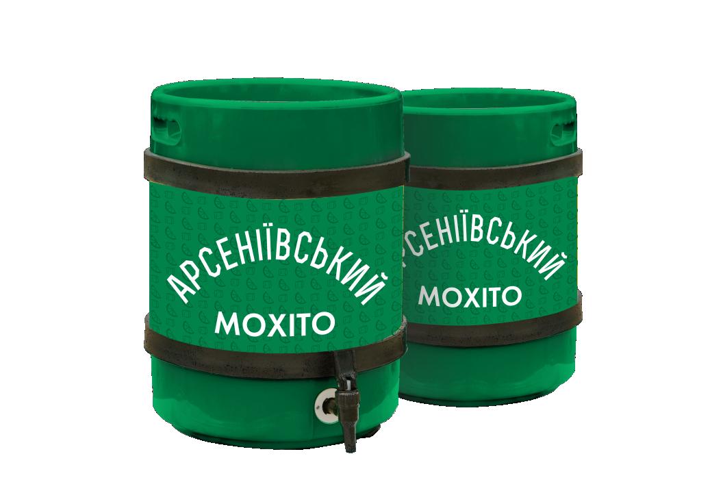 Напій Мохіто ТМ
